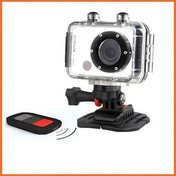 Екшн камера F-40 Full Hd 1080P з пультом