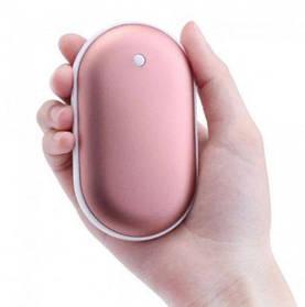 Грілка-повербанк для рук на 4800 mAh Pebble Hand Warmer PowerBank
