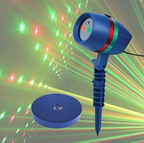 Star Shower Motion лазерный звездный проектор