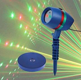 Star Shower Motion лазерний зоряний проектор