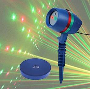 Star Shower Motion лазерный звездный проектор, фото 2