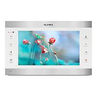 IP-відеодомофон Slinex SL-10IPT HD (silver + white)