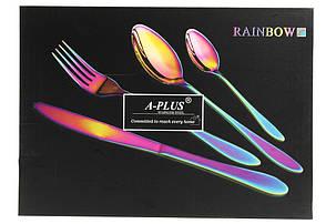 Набір столових предметів A-PLUS Rainbow, фото 2