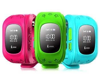 Дитячі смарт годинник Smart Baby Watch Q50