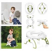 Дитячий дорожній туалет 2-in-1 OXO Tot, фото 2