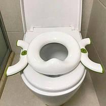 Детский дорожный туалет 2-in-1 OXO Tot, фото 2