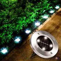 Уличные фонари для сада Bell Howell Disk lights, фото 3