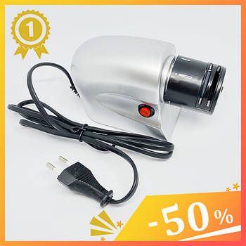 Електрична точилка універсальна Sharpener electric. Верстат для заточування ножів і ножиць. Электроточилка.1