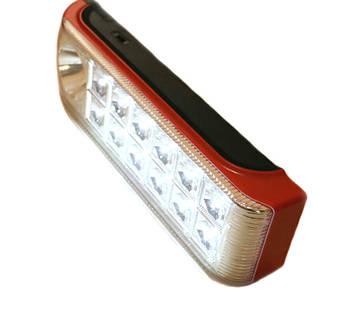 Світлодіодний акумуляторний ліхтар KQ-6116