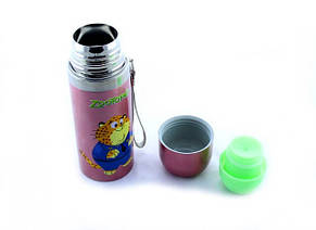 Дитячий Вакуумний Термос Vacuum 350 мл, фото 2