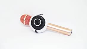 Беспроводной Bluetooth караоке USB микрофон, фото 3