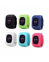 Дитячі розумні годинник Smart Baby Watch Q50 з GPS трекером, фото 2
