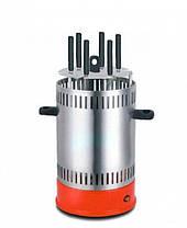 Электро-Шашлычница LIVSTAR, шашлычница электрическая, фото 2