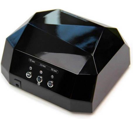 Лампа гібридна для сушіння лаку Diamond 36 Вт, фото 2