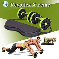 Тренажер Revoflex Xtreme для преса багатофункціональний, фото 2