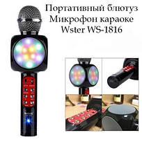 Микрофон Bluetooth  DM Karaoke 1816, фото 2