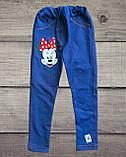Дитячий костюм футболка і штани Мінні Маус для дівчинки, фото 4
