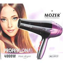 Фен для волосся Mozer MZ-5915 4000 Вт, фото 3