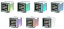 Кондиционер увлажнитель ночник Arctic Air Вентилятор охладитель +ПОДАРОК, фото 3