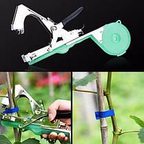Посилений степлер для підв'язки рослин винограду, овочів, квітів Tapetool, фото 3