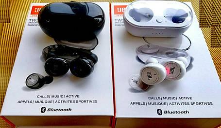 Беспроводные Bluetooth HARMAN TWS наушники с повербанком, фото 2
