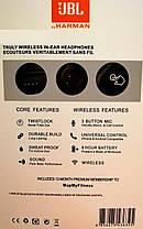 Беспроводные Bluetooth HARMAN TWS наушники с повербанком, фото 3
