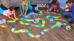 Дитячий конструктор Magic Tracks 220 деталей, фото 2