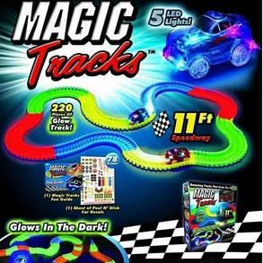 Детский конструктор Magic Tracks 220 деталей, фото 2