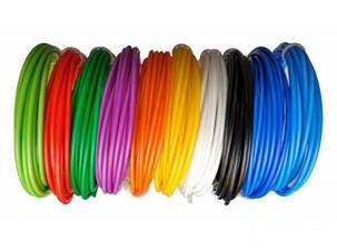 PLA пластик для 3D ручки (10 кольорів по 10 метрів), фото 2