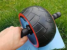 Тренажер Ролик (колесо) для мышц пресса Profi, фото 3