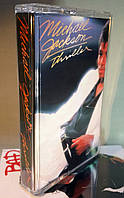 Аудіокасета Michael Jackson — Thriller / Bad