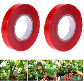 Стрічка для підв'язки винограду для садового степлера, 1шт 25м, фото 2