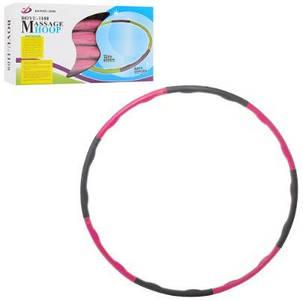 Обруч массажный для похудения Хула-Хуп MVA MS, фото 2
