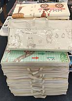 Детский развивающий двусторонний термо коврик, фото 3