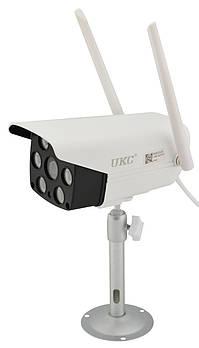 Вулична IP камера відеоспостереження UKC 1080P 3020 2 mp (6975)