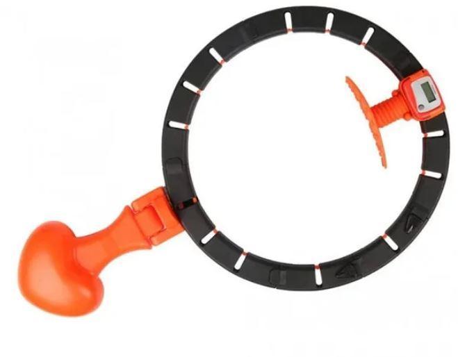 Спортивный обруч-тренажер Intelligent Hula Hoop
