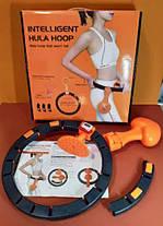 Спортивний обруч-тренажер Intelligent Hula Hoop, фото 3