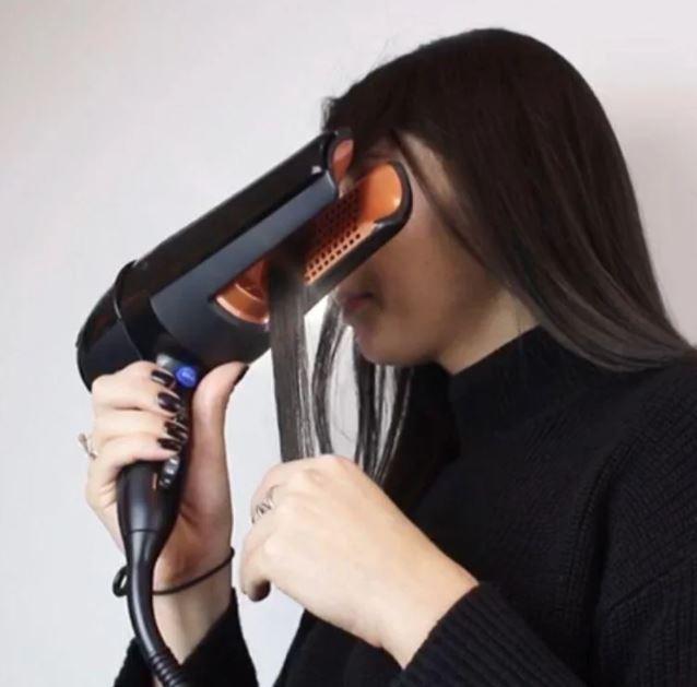 Фен і стайлер Salon 360°
