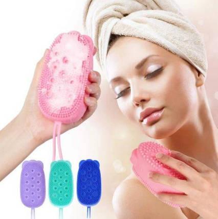 Мочалка масажна Bath Brush, фото 2