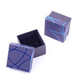 Коробка 50x50x35 Картон Синий