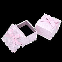 Коробка 50x50x35 Картон Розовый