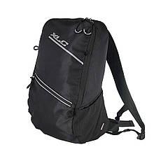 Велосипедный рюкзак XLC BA-S100, черно-серебристый, 14л