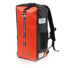 Заплечный велосипедный рюкзак водонепроницаемый XLC, 61 x 16 x 24 см, красный