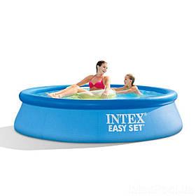 Надувной бассейн Intex 28106  244*61см
