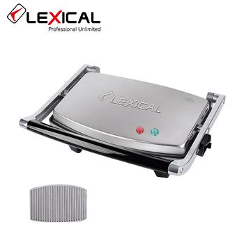 Контактний гриль LEXICAL LSM-2505 1300W / Електричний гриль