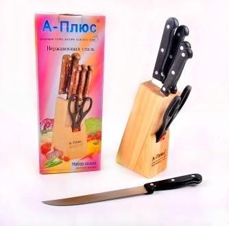 Набір кухонних ножів А-ПЛЮС, фото 2