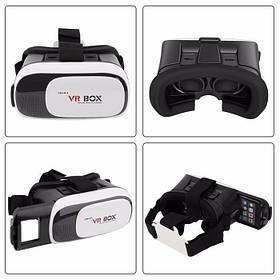 ШОЛОМ віртуальної реальності VR BOX 2 + Пульт 3D Окуляри