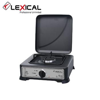 Настільна газова плита LEXICAL LGS-2811-2 одноконфорочная 2.2 KW
