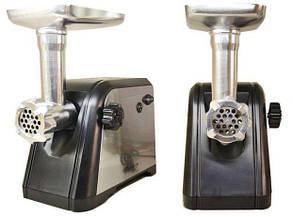 Електрична м'ясорубка Rainberg з насадкою соковижималкою 3000 Вт, фото 2