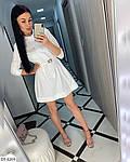 Жіноче коттоновое сукня-сорочка, фото 4